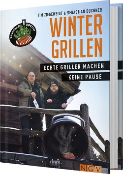 Sauerländer BBCrew Wintergrillen von Buchner,  Sebastian, Ziegeweidt,  Tim