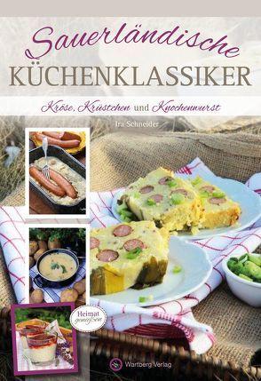 Sauerländische Küchenklassiker von Schneider,  Ira