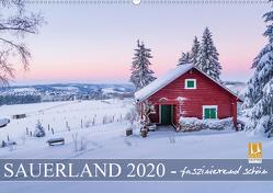 Sauerland – faszinierend schön (Wandkalender 2020 DIN A2 quer) von Bücker,  Heidi