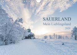 Sauerland – Mein Lieblingsland (Wandkalender 2020 DIN A4 quer) von Bücker,  Heidi