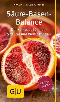 Säure-Basen-Balance von Vormann,  Jürgen