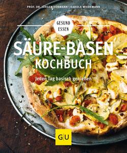 Säure-Basen-Kochbuch von Vormann,  Jürgen, Wiedemann,  Karola