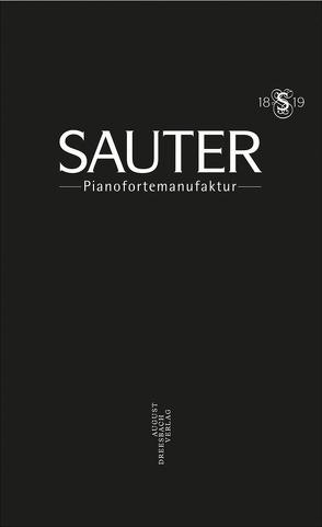 Sauter Pianofortemanufaktur von Ackermann,  Volker