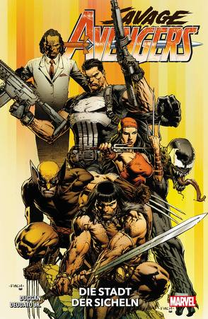 Savage Avengers von Deodato Jr.,  Mike, Duggan,  Gerry
