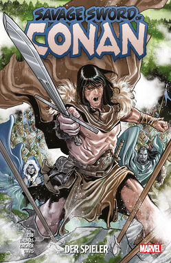 Savage Sword of Conan von Davis,  Alan, Thomas,  Roy