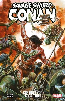 Savage Sword of Conan von Duggan,  Gerry, Garney,  Ron, Strittmatter,  Michael