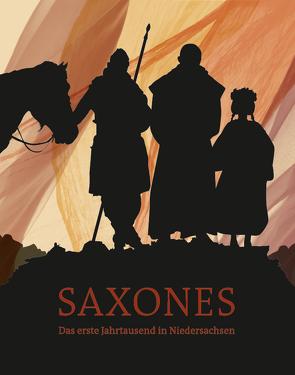 Saxones von Ludowici,  Babette
