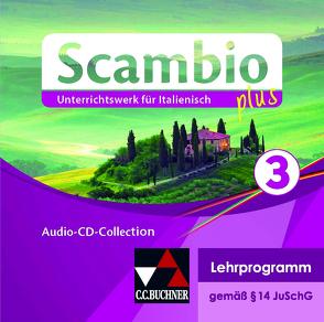 Scambio plus / Scambio plus Audio-CD-Collection 3 von Bernhofer,  Verena