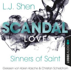 Scandal Love von Kasche,  Karen, Shen,  L.J.