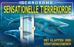 Scanorama – Sensationelle Tierrekorde von Claybourne,  Anna, Panzacchi,  Cornelia
