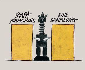 Scapa Memories von Billeter,  Erika, Magnaguagno,  Guido, Oppenheim,  Roy