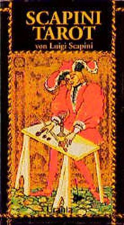 Scapini Tarot von Scapini,  Luigi
