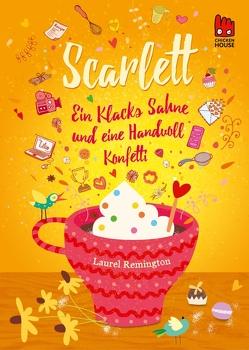 Scarlett (Scarlett 2) von Remington,  Laurel, Somann-Jung,  Britt