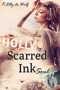 Scarred Ink: Soul von de Wulf,  K. Elly