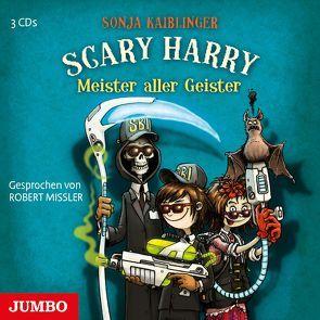 Scarry Harry [4] von Kaiblinger,  Sonja, Missler,  Robert