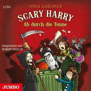 Scary Harry [4] von Kaiblinger,  Sonja, Missler,  Robert