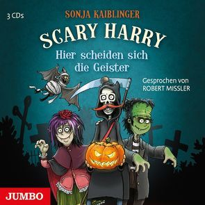 Scary Harry [5] von Kaiblinger,  Sonja, Missler,  Robert