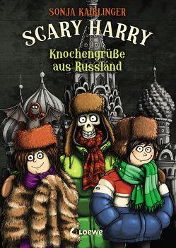 Scary Harry 7 – Knochengrüße aus Russland von Bertrand,  Fréderic, Kaiblinger,  Sonja