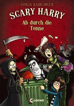 Scary Harry – Ab durch die Tonne von Bertrand,  Fréderic, Kaiblinger,  Sonja