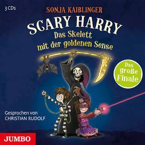 Scary Harry. Das Skelett mit der goldenen Sense von Kaiblinger,  Sonja, Rudolf,  Christian
