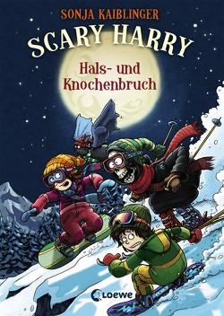Scary Harry – Hals- und Knochenbruch von Bertrand,  Fréderic, Kaiblinger,  Sonja