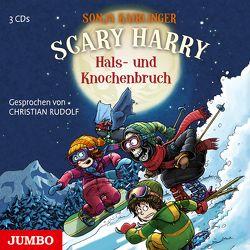 Scary Harry. Hals- und Knochenbruch von Kaiblinger,  Sonja, Rudolf,  Christian