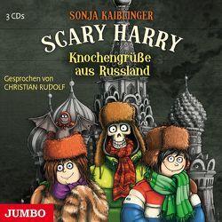 Scary Harry. Knochengrüße aus Russland von Kaiblinger,  Sonja, Rudolf,  Christian