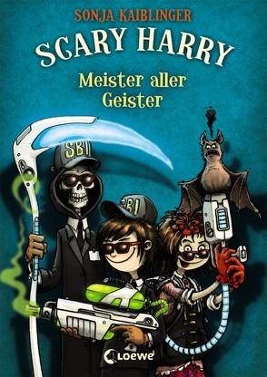 Scary Harry – Meister aller Geister von Bertrand,  Fréderic, Kaiblinger,  Sonja