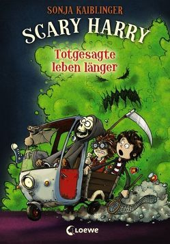 Scary Harry – Totgesagte leben länger von Bertrand,  Fréderic, Kaiblinger,  Sonja