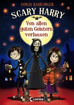 Scary Harry – Von allen guten Geistern verlassen von Bertrand,  Fréderic, Kaiblinger,  Sonja