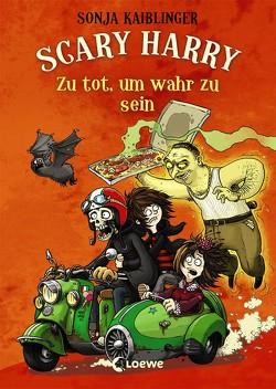 Scary Harry – Zu tot, um wahr zu sein von Bertrand,  Fréderic, Kaiblinger,  Sonja