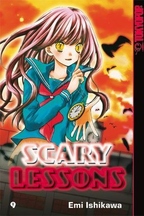 Scary Lessons 09 von Ishikawa,  Emi