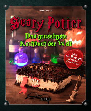 Scary Potter – Halloween bei Potters von Grimm,  Tom