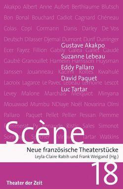 Scène 18 von Rabih,  Leyla-Claire, Weigand,  Frank