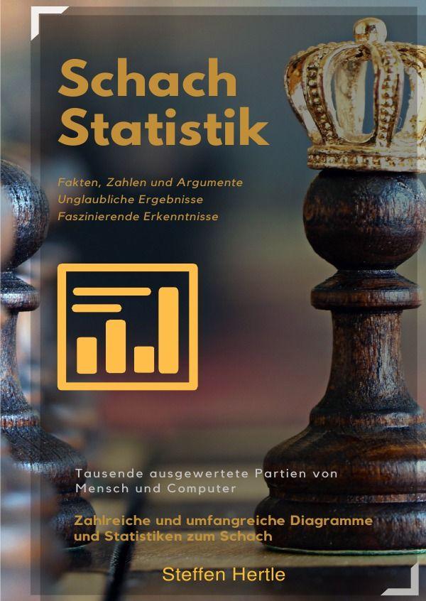 Schach Statistik von Hertle, Steffen: Fakten, Zahlen und Argumente Ung