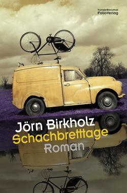 Schachbretttage von Birkholz,  Jörn