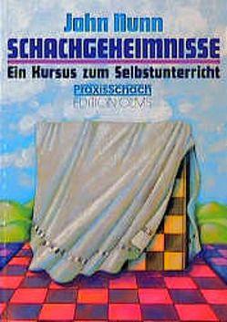 Schachgeheimnisse von Becker,  Marc, Nunn,  John