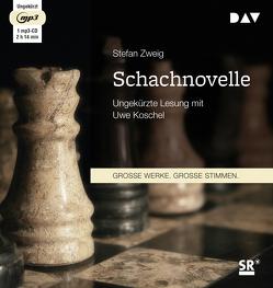 Schachnovelle von Koschel,  Uwe, Zweig,  Stefan