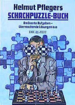 Schachpuzzle-Buch von Pfleger,  Helmut, Teschner,  Rudolf