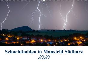 Schachtanlagen in Mansfeld Südharz (Wandkalender 2020 DIN A2 quer) von Gierok,  Steffen