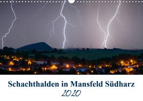 Schachtanlagen in Mansfeld Südharz (Wandkalender 2020 DIN A3 quer) von Gierok,  Steffen