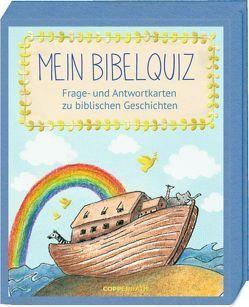 Schachtelschatz – Mein Bibelquiz von Baier,  Ulrike, Geßner,  Barbara