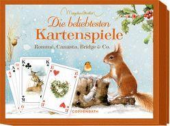Schachtelspiel – Die beliebtesten Kartenspiele von Bastin,  Marjolein