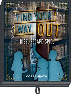 Schachtelspiel – Find your way out von Kai Haferkamp