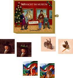 Schachtelspiel – WeihNacht im Museum von Knappe,  Joachim