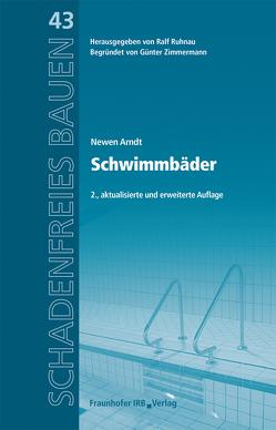 Schäden an Schwimmbädern. von Arndt,  Newen, Ruhnau,  Ralf