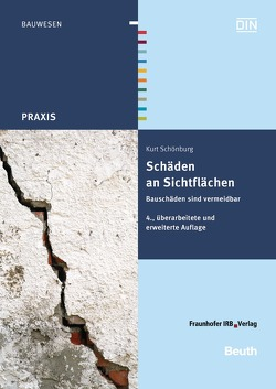 Schäden an Sichtflächen von Schönburg,  Kurt