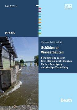 Schäden an Wasserbauten von Petschallies,  Gerhard