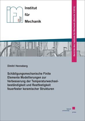 Fe simulation alle b cher und publikation zum thema for Finite elemente in der baustatik