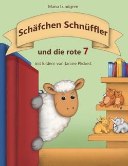 Schäfchen Schnüffler von Lundgren,  Manu, Plickert,  Janine
